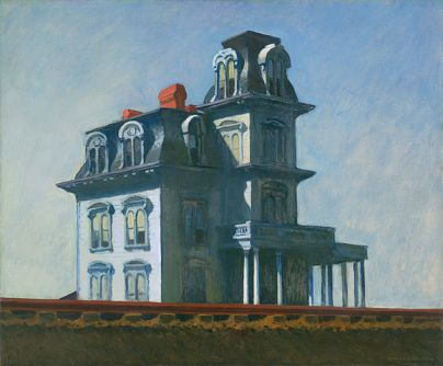 uncanny The_House_by_the_Railroad_by_Edward_Hopper_1925