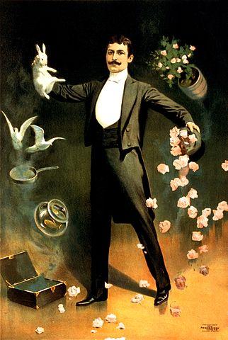 Magician Zan Zig poster 1899.jpg