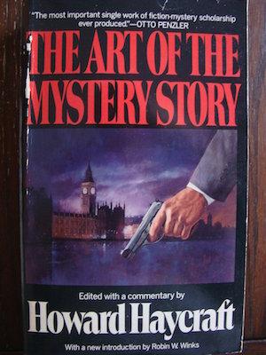 art of mystery story