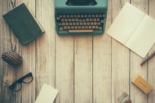 Book Write Typewriter Paper Writing Notebook