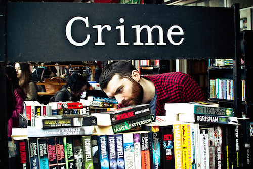 Looking for Crime by Joseff Thomas on Flickr